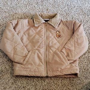 Walt Disney 2T Baby Tigger Jacket